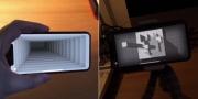 Apple iPhone X ile yapılan optik illüzyon!