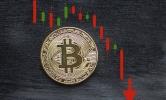 Bitcoin'de sert düşüş yaşanıyor!