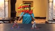 Apple ARKit ile Street Fighter II sokaklara taşındı!