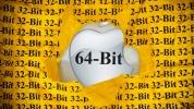 Apple'dan 32 Bit uygulamalara engel!