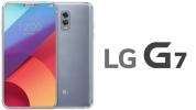 LG G7 ekranı ile hayran bırakacak!