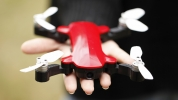 Hafif ve portatif drone: Fairy