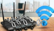 WPA3 kablosuz güvenlik standardı kullanımda!