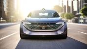 Elektrikli sürücüsüz sedan: Byton K-Byte Concept!
