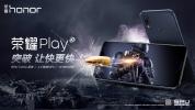 Honor Play tanıtıldı!