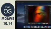 macOS Mojave 10.14 tanıtıldı! İşte tüm özellikleri!