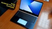 Asus ZenBook Pro 15 ön inceleme!