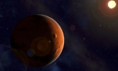 Mars'ta devasa bir yeraltı su kaynağı bulundu!