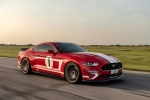 Tam bir canavar: Hennessey Heritage Edition Mustang