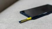 Galaxy Note 9 için ilk güncelleme yayınlandı!