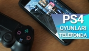 PS4 oyunlarını telefondan oynamak! (VİDEO)