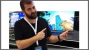 Samsung QLED 8K televizyonu denedik!