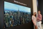 LG, dünyanın ilk 8K OLED TV'sini tanıttı!