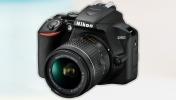 Nikon D3500 tanıtıldı! Giriş seviyesi DSLR!