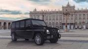 Zırhlı SUV limuzin: INKAS Mercedes-Benz G63 AMG
