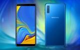 Samsung Galaxy A7 (2018) piyasaya çıkıyor!