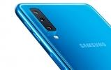 Tüm detaylarıyla 3 kameralı Galaxy A7 2018