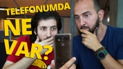 Telefonumda ne var? – Kaan Arlı