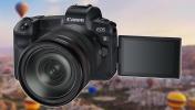 Canon EOS R tanıtıldı! Nikon'a büyük rakip geldi!