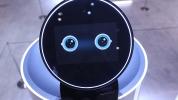 LG CLOi robot modellerinin yanına gittik!