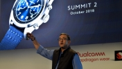 Wear 3100'lü ilk akıllı saat: Montblanc Summit 2!
