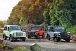 Yeni Land Rover Defender kameralara yakalandı!