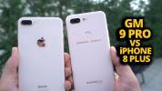 iPhone 8 Plus ile GM 9 Pro karşı karşıya! (Video)