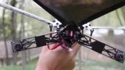 Kuş gibi uçabilen ilk drone!
