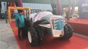 Çin'den yeni otonom traktör!