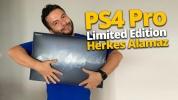 PS4 Pro 500 milyon özel sürüm kutusundan çıkıyor!