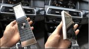 Samsung'un kapaklı telefonu çalışırken görüntülendi!