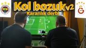 PS4'teki Galatasaray – Fenerbahçe maçında olay çıktı!