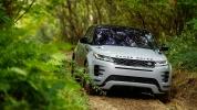 2020 Range Rover Evoque yenilenen tasarımıyla tanıtıldı!