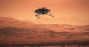 InSight Mars'tan ilk net fotoğrafı gönderdi!