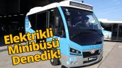Yerli elektrikli minibüs Karsan Jest Electric – vLog