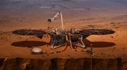 InSight Mars'a iniş yaptı! İlk görüntüler geldi!
