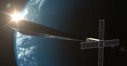 Devasa heykel Orbital Reflector, uzaya yollanıyor!