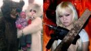 Rusya sosyal medyasından beyin yakan fotoğraflar!
