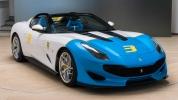 780 beygirlik kişiye özel Roadster Ferrari SP3JC!