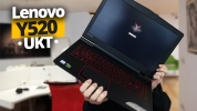 Oyun canavarı Lenovo Legion Y520 UKT – Video!