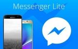 Facebook Messenger Lite artık daha kullanışlı!