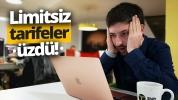 Türk Telekom'un kotasız tarifelerini konuştuk!