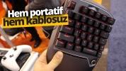 Konsol oyuncularına özel mekanik klavye!