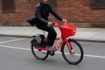 Uber'den otonom bisiklet planı!