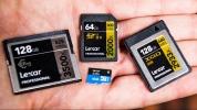 Lexar 1TB SD kart tanıtıldı!