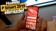 Huawei P Smart 2019 ön inceleme!