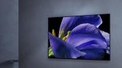 Sony devasa 8K ve 4K televizyonlarını tanıttı!
