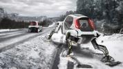 Hyundai'den yürüyen otomobil Elevate! (Video)
