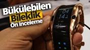 Esnek ekranlı akıllı saat Nubia Alpha ön inceleme (Video)