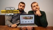 ePTTAVM üzerinden online tanzim alışverişi yaptık! (Video)